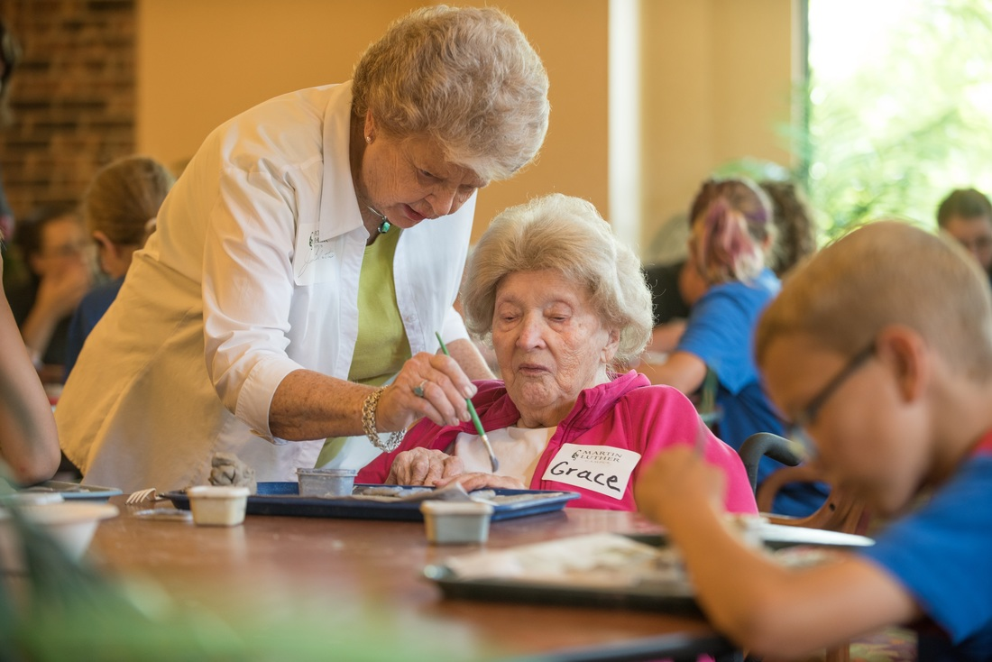 Assisted Living at Martin Luther Campus