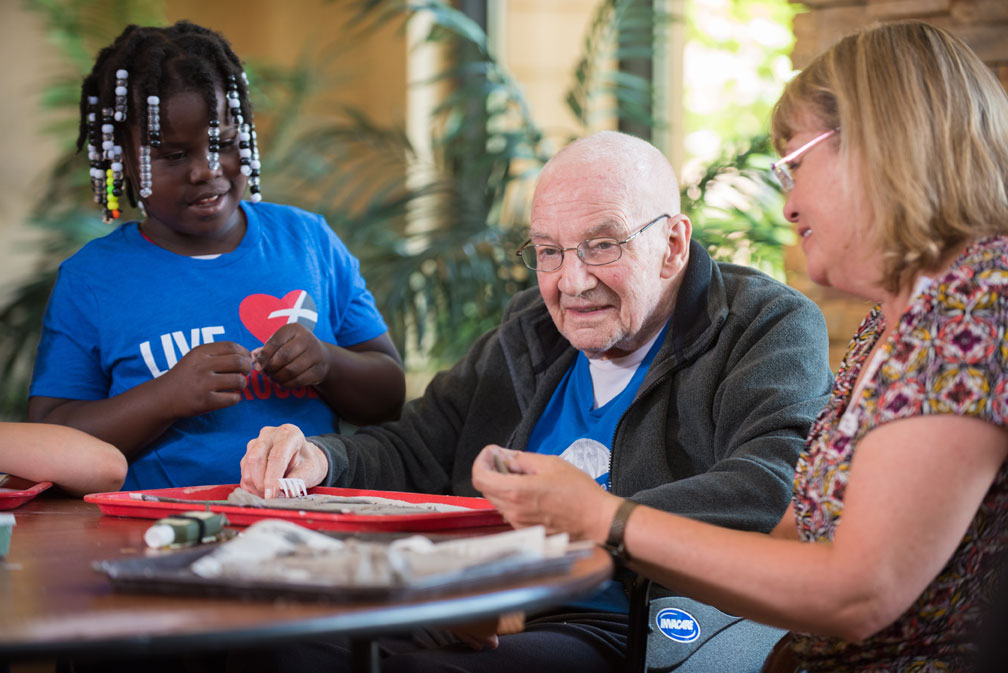 Memory Care at Martin Luther Campus