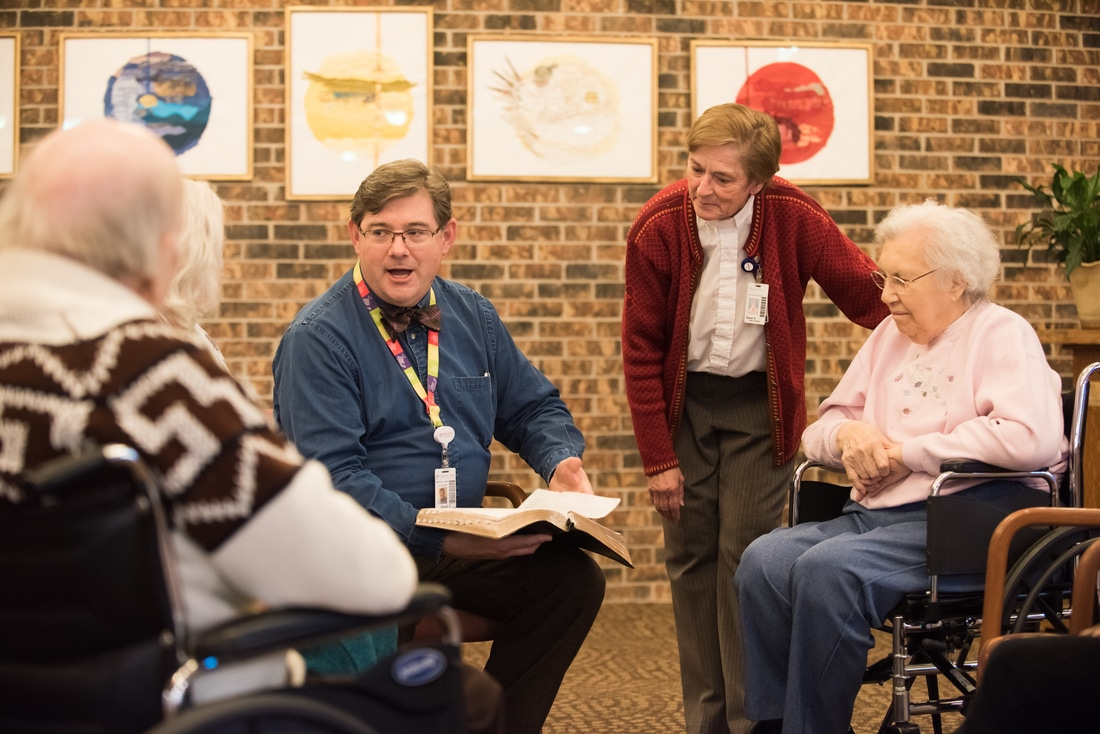 Spiritual Care at Martin Luther Campus