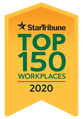 Top 150 Workplaces 2018